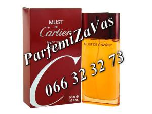 Cartier Must de Cartier 50ml ... Ž 50 ml