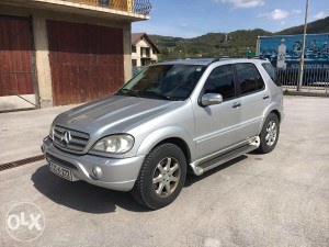 Mercedes ML 5.0 Sekvent Plin BRABUS