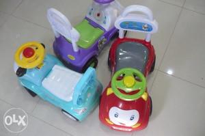 Guralice auta 3 sa zvučnim efektima dječije