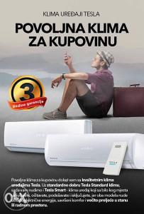 TESLA WiFi klima uređaj 24-ka INVERTER TC61H3-24410IA