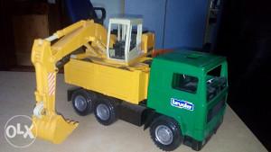 Bager i Kamion Marke BRUDER