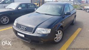 Audi A6 4B 2001 2002 2003 2004 3.0 benzin dijelovi