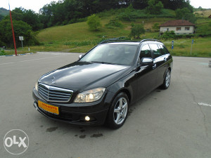 Mercedes-Benz C220 CDI 120kw 2007 god.