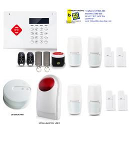 Bežični alarm alarmni sistem