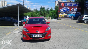 MAZDA 3 MPS DISI 2.3 TURBO