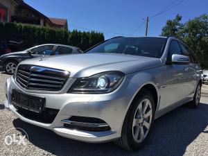 Mercedes C180 CDI Facelift