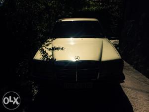 Mercedes 126 W126 380 SE