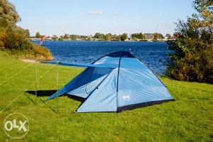 Šator za 3 osobe sa mrežicom protiv insekata