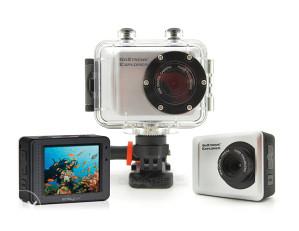 sportska akciona kamera  Explorer Full HD silver