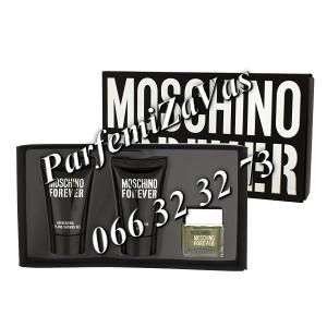 Moschino Uomo 4,5ml + 25ml SG + 25ml ASB ... M 30 ml