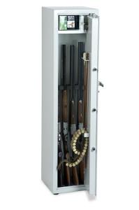 Ormar Sef za oruzje, 4 puske pistolj municiju NOVO