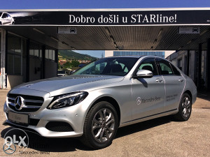 Mercedes - Benz C 220 d 4MATIC - AVANTGARDE