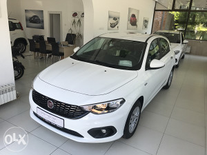 FIAT Tipo Hatchback 1.4 16v Pop Plus
