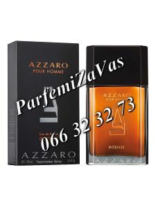 Azzaro Pour Homme Intense 100ml EDP Tester ... M 100 ml