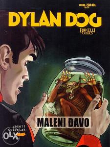 Dylan Dog 62 - Maleni Đavo (VČ, GLANC)