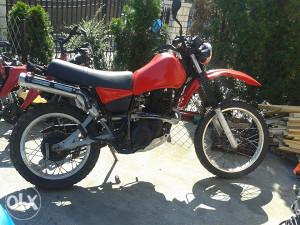 Jamaha 550cc