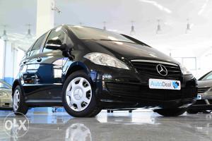 Mercedes A160 CDI Navi Automatik AKCIJA KEŠ!!!