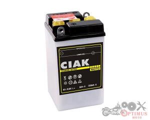 CIAK STARTER MOTO 6V - 10AH L+