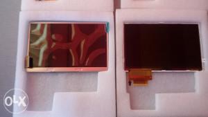 PSP LCD display E100x street