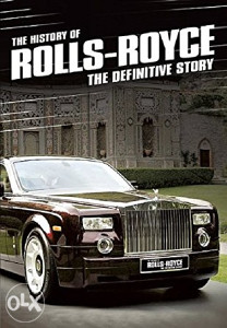 Rolls Royce DVD