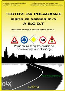 Testovi za polaganje vozačkih ispita