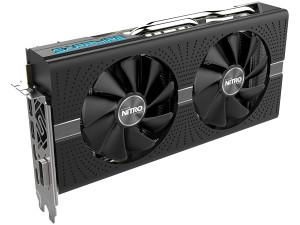 Sapphire Nitro+ OC RX 580 / RX580 4GB DDR5 Novo!!!