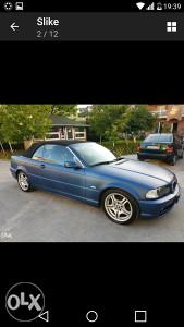 BMW 325 Cabrio 2001