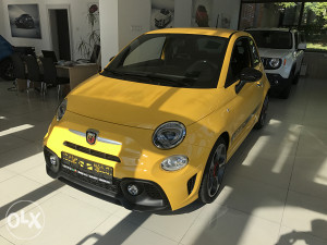 FIAT 500 Abarth 595 Racing 1.4 16v T-Jet