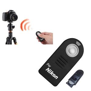 Daljinski za Nikon ML-L3 D7000 D5100 D3000 D3200 D60