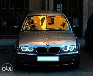 Angel eyes BMW E46 E36 E39 E318A04