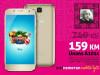 Uhans A101s | 5 inch | 2+16GB | 13 Mpx | Dual sim