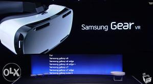 GEAR VR ORIGINALNE NAOČALE za Samsung galaxy S6 EDGE