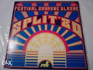 Various – Festival Zabavne Glazbe Split '80 lp