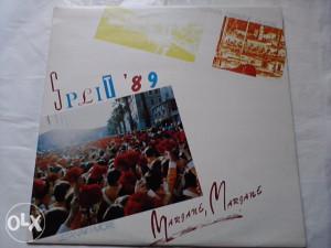 Various – Split '89 - Ustanak I More Marjane, Marjane