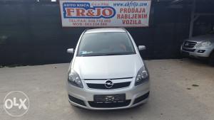 Opel Zafira 1.9 CDTI 88 kw, 7 mjesta