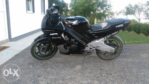 Honda cbr 600 f motor motocikl registrovan
