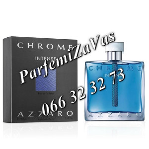 Azzaro Chrome Intense 100ml ... M 100 ml