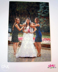 Foto puzle A4