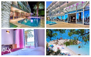 PODGORA: Hotel Sirena