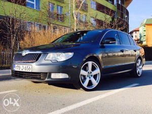 Skoda Superb 1.9 TDi RS-optic , mod.2010god.
