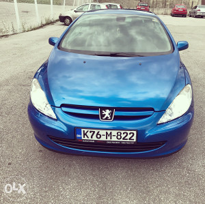 Peugeot 307 cc CABRIO-FULL--Model 2005 god-91.000km