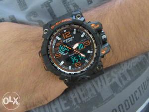 Casio G-Shock  065/333-396 viber/SMS