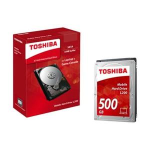 HDD NOT TOS 500GB SATA L200