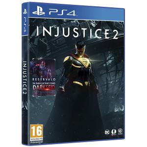 Injustice 2 (PlayStation 4 - PS4)