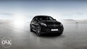 Mercedes - Benz GLE 350d 4MATIC COUPE