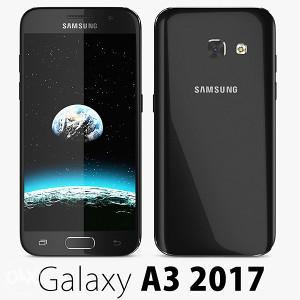 Samsung Galaxy A3 2017 black/gold/rose