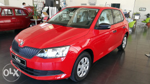 FABIA ACTIVE DREAM 1.0 MPI - Novo