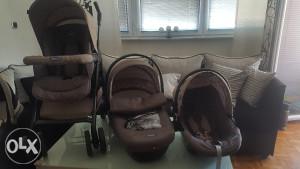 Chicco trio sprint kolica za bebe