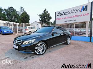 Mercedes E220 CDI Avantgarde 7G-tronik