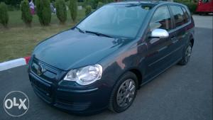 VW POLO 1.4 TDI **BLUEMOTION**2008g.NOVO TIP-TOP GOLF 5